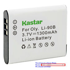 Kastar Replacement Battery for Ricoh DB-110 DB110 & Ricoh GR III Digital Camera