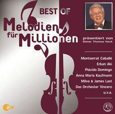 Various - Best of Melodien für Millionen