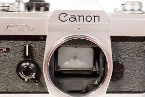 CANON FTb QL CAMERA PRE CUT LIGHT SEAL FOAM KIT MIRROR, FILM DOOR & GROOVE SHEET