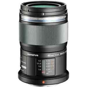 Olympus 60mm F2.8 Macro Micro 4/3 Lens