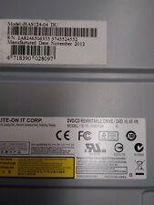 Lite-On Super AllWrite 24X SATA DVD+/-RW Dual Layer Optical Drive iHAS124-04 DU