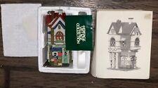Dept 56 Christmas In The City Series #5970-6 Corner Grocer Heritage Village