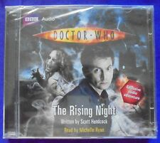 Doctor Who CD Book BBC Exclusive Audio Adventure Dr Brand New THE RISING NIGHT