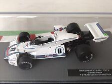 Panini F1 Car Collection - Brabham BT44B - 1975 Carlos Pace - Brazilian GP  1:43