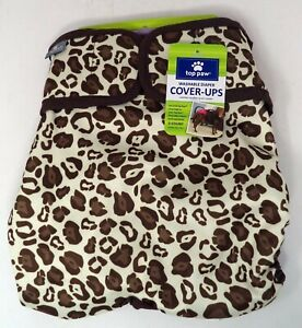 TOP PAW 2-Pack Washable Dog Cover-Ups for Diapers (MEDIUM) (NEW)