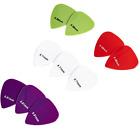 Guitar Picks, Solid Colors, Nylon, 10-Pack
