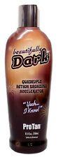 Pro Tan BEAUTIFULLY DARK Bronzing Accelerator Indoor Tanning Lotion - 8.5 Oz