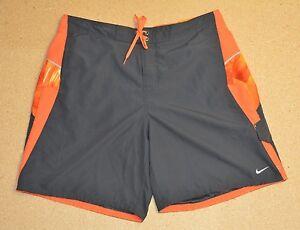 Nike Vortex Splice E-Board Swim Trunks Men Swimwear Board Short S L XL NWT $54