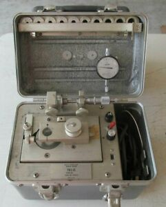 Bently Nevada Corp. TK3-2E Model 14700-01 Calibration Wobulator Proximity Probe