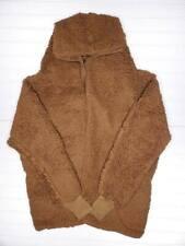Lularoe Teddy Bear Brown Jacket Medium NWT