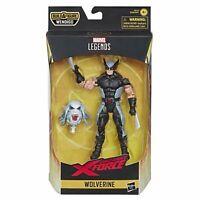X-Force Marvel Legends 6-Inch Wolverine Action Figure (Wendigo BAF)