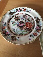 masons limited edition decorative plate mandarin