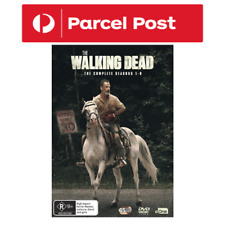 The Walking Dead Seasons 1 - 9 - DVD - Region 4