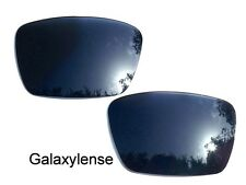 Galaxy Replacement Lenses For-Oakley Fuel Cell  Black Color Polarized 100%UVA&B