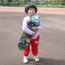 60Cm Kids Four-wheel Skateboard Maple Wood Skateboarding Print Scooter