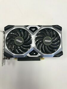 MSI GeForce GTX 1660 6GB VENTUS XS OC Graphics Card (2-3 Day Shipping)