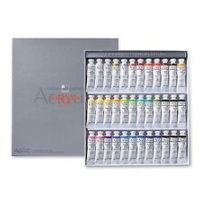 Acrylic Colour Paint Set Shinhan Professional 36 Colors 20ml Tube Artist Drawing