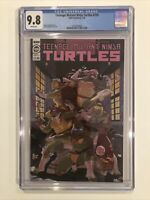 Teenage Mutant Ninja Turtles #109 CGC 9.8 Jodi Nishijima cover 2020 IDW