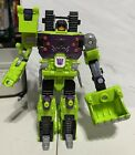 Transformers Energon Hasbro Deluxe Steamhammer 100% Complete 2004 For Sale