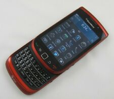 Blackberry 9800 Torch Unlocked Cell Phone WiFi (Red)