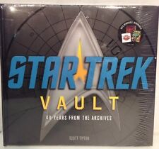 Star Trek Vault : 40 Years from the Archives by Scott Tipton