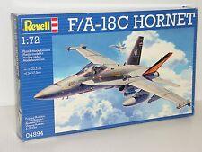 REV/GERMANY #04894 1/72 F/A-18C HORNET OPEN/FSI