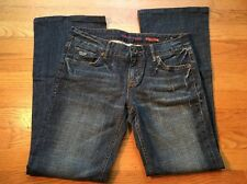 C7P LAGUNA BEACH FLARE Womens Jeans - size 7 - Waist 29 Inseam 29 Rise 8