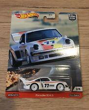 HOT WHEELS Real Rider Hill Climbers Porsche 934.5