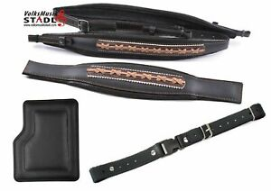 Akkordeon Akkordeonriemen Tragegurte Bundle Extravagant Black Vintage