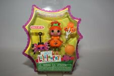 MINI LALALOOPSY PUMPKIN CANDLE LIGHT TARGET HALLOWEEN DOLL 2013 COSTUME MIP