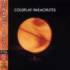 PARACHUTES by Coldplay (CD)