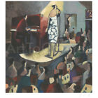 """Image 18""""x19"""" MUYER Y PIANO by DIDIER LOURENCO NUMBERED #233/275 w/SIGNATURE S/N"""