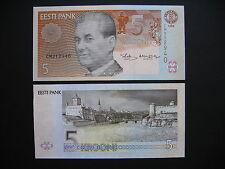 ESTONIA  5 Krooni 1994  (P76a)  UNC
