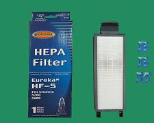 1 Eureka Sanitaire HF 5 HEPA Filter 61830 B Upright Vacuum Cleaners 5700 5800 Se