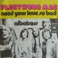 "7"" 1972 INSTRUMENTAL RI VG++ ! FLEETWOOD MAC Albatross"