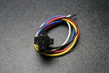 50 PCS 30/40 AMP RELAY HEAVY DUTY WIRE HARNESS 12 VOLT 5 WIRE SPDT BOSCH ERS123