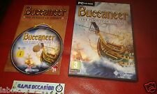 BUCCANEER THE PURSUIT OF INFAMY PC CD-ROM PAL