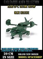 Eaglemoss Alien & Predator Collection: Aliens UD-4L Cheyenne Dropship Brand New