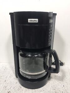 Krups ProAroma Sensor Electronic 12 Cup Coffee Maker Type 453