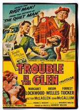 Trouble in the Glen 1954 DVD - Orson Welles, Forrest Tucker, Margeret Lockwood