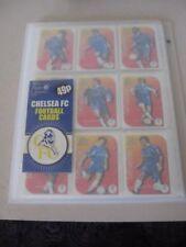 Premier League Chelsea Football Trading Cards Set