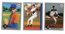 Baseball Promo Card Lot!  Front Row '91 Draft Picks & '93 Classic Best!  Nice!