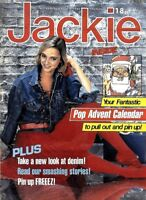 JACKIE MAGAZINE #1039 POP ADVENT CALENDAR, FREEZ COLOUR PIN UP, STEVE STRANGE
