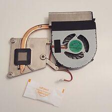 Lenovo g585 RADIATORE VENTOLA lubrificante termico Fan Cooler Heatsink at0r5002aa0