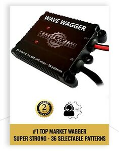 Wig Wag 36 Pattern Wave Wagger HEADLIGHTS Emergency Flashers LED Module12-24V