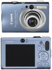 Canon PowerShot ELPH SD1100IS 8MP Digital Camera 3x Optical Zoom + Accessories