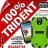 Trident Aegis De protección Funda Rígida Resistente Para Samsung i9500 Galaxy S4