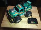 RC Radio Shack Street Quake Monster Truck Radio Remote Controlled Tested Works