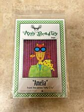 """Amy Bradley Designs Quilting Piecing Sewing Pattern ABD113 """"Amelia"""" Kitty City"""