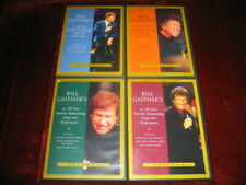 GAITHER HOMECOMING CLASSICS - Volumes 5,6 8, and 9  80 Songs on 4 DVDs